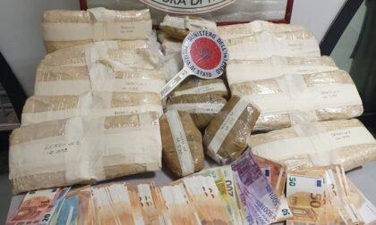 Eroina e kebab a Milano: maxi sequestro di 15 chili di droga