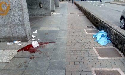 Drammatica caduta: grave un 50enne
