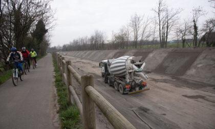 I lavori nel Villoresi hanno ripercussioni sulla qualità dell'acqua?