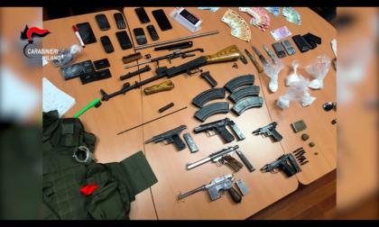 Maxi blitz contro narcos e spacciatori: individuati gruppi criminali anche nella piazze di spaccio di Bollate e Baranzate