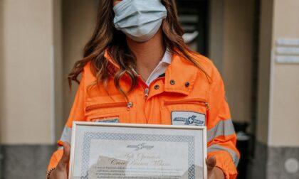 Un premio alla dedizione dei volontari della Croce Bianca
