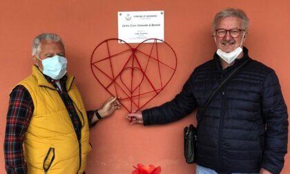 Gaggiano, i fili rossi  di Pro loco diventano opere d'arte