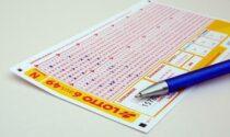 Lotto: colpo da oltre 216mila euro