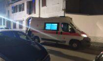 Auto si ribalta: 65enne in ospedale