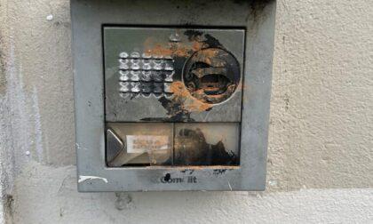 Atto vandalico ai danni della sede della Lega