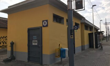Stazione di Legnano, i bagni riaprono dopo due anni e mezzo