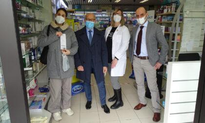 Numero di telefono Antiviolenza e stalking sullo scontrino delle Farmacie comunali