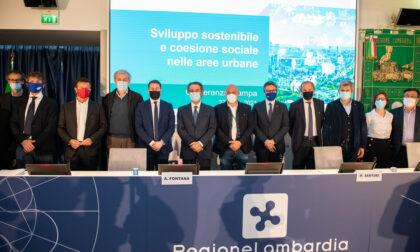 Rigenerazione urbana, dalla Regione 13,6 milioni per Rho e 15 milioni per Legnano