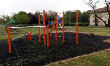 Sempre più sport al Pirandello con lanuova area fitness