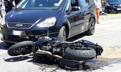 Grave incidente a Casorezzo: strada chiusa