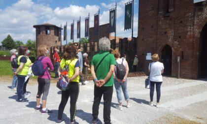 Visite guidate al Castello: il Gruppo volontari ciceroni fa il tutto esaurito