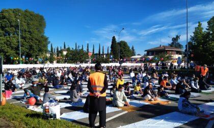 Preghiera di fine Ramadan a Legnano, Magenta e Castano Primo