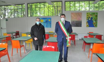 Inaugurata la nuova mensa Caritas intitolata a monsignor Giampaolo Citterio
