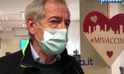 """Vaccini Covid, Bertolaso: """"Lombardia da Champions, ora vogliamo lo scudetto"""