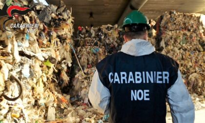 Traffico illecito di rifiuti metallici da due milioni di euro