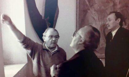 La Contrada San Bernardino piange la sua colonna: addio a Giuseppe Brignoli