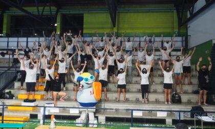 Nuotatori del Carroccio: un primo ritorno alla normalità