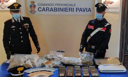 Hashish e marijuana in abitazione: arrestato architetto milanese
