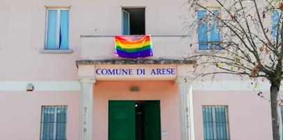 Arese celebra la Giornata Internazionale contro l'omofobia, la lesbofobia, la transfobia e la bifobia