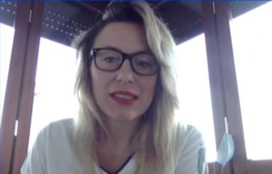 Valentina Battistini: «Se esprimi le tue idee, sei nei guai»