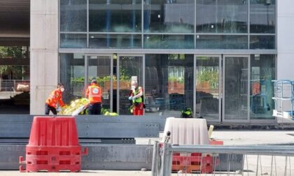 Tragedia alla Fornace: morto un operaio del cantiere