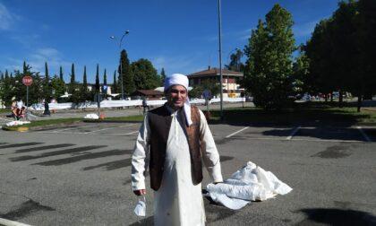 """Magenta, Ashfaq: """"Ora manca solo la moschea"""""""