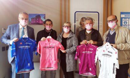 Giro d'Italia: ad Abbiategrasso la maglia rosa di Ganna
