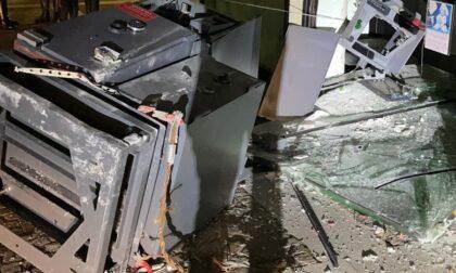 Bancomat sradicato, assalto avvenuto nella notte