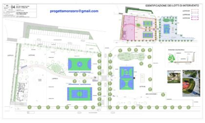 Cusago, a giugno i lavori per i nuovi campi sportivi