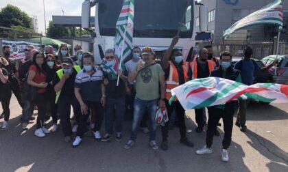 Sciopero in Italmondo: blocco dei magazzini nell'hinterland