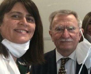 La dottoressa Claudia Gozzini nuovo responsabile dell'oculistica rhodense