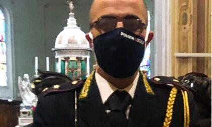 Parabiago, il vicecommissario Letta è Cavaliere della Repubblica