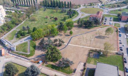 Inaugurato il nuovo parco a Lucernate