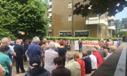 Protesta a Cerchiate per avere il medico di base
