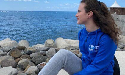 Laurea e bronzo europeo per Martina Rabbolini
