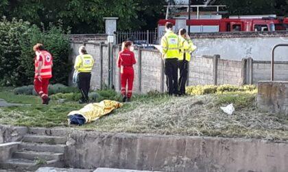 E' del 44enne di Robecchetto il corpo ritrovato nel Canale Villoresi