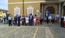 Inaugurati il monumento ai Caduti e la mostra in onore di Galliti