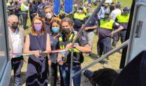 Un nuovo semirimorchio per il gruppo di Protezione civile del Parco del Ticino