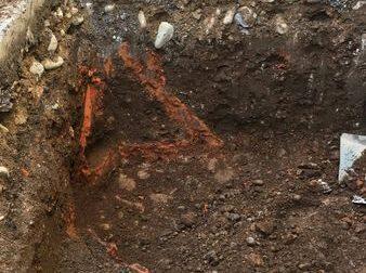 Ritrovate due tombe romane ad Arconate