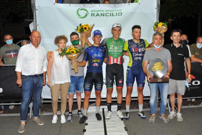 Parabiago, Trofeo Antonietto Rancilio Matteo Zurlo, Samuele Zambelli, Valter Ghigino e Jacopo Pesenti