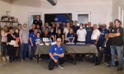 La festa scudetto dell'Inter Club