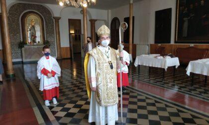 L'arcivescovo Mario Delpini all'Istituto Barbara Melzi