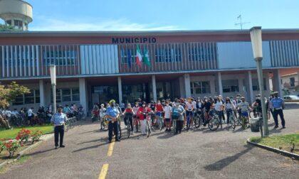 Le terze della Rancilio in sella per la giornata mondiale della bici
