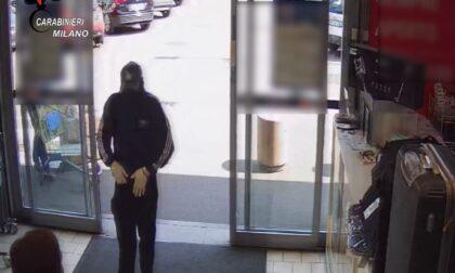 Cinque rapine in tre mesi ai danni di due supermercati