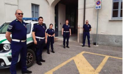 Nuovo ingresso nella squadra degli agenti di Polizia locale di Vanzago