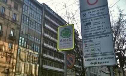 A Milano tornano attive Area C, Area B e soste a pagamento