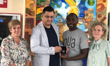 L'esperienza di un rifugiato politico che fa scuola alla città