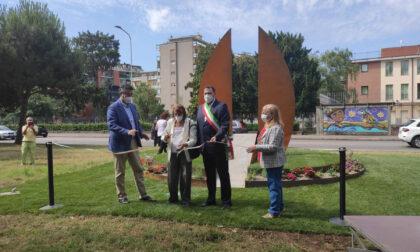 """Rho inaugura """"Grande Parentesi"""" il Memoriale alle vittime del Covid-19"""