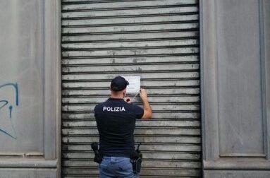 Omicidio al centro sportivo e ripetute inosservanza norme anti-Covid: il Questore di Milano sospende due licenze