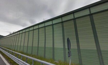 A8, le barriere antirumore saranno ripristinate da metà agosto